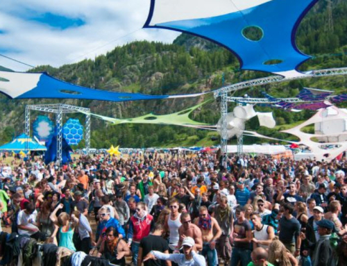 Burning Mountain Festival – Ein Technofestival in den Alpen