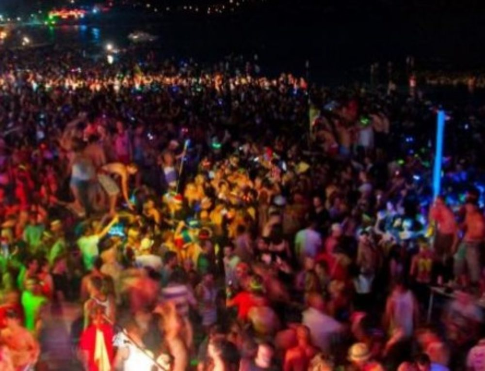 Full Moon Party auf Kho Phangan – eine Legende lebt