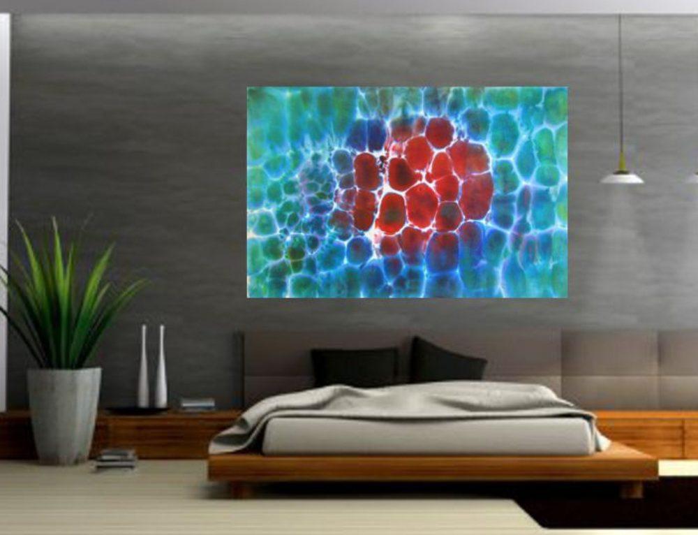 Attractive Kunstdruck Auf Leinwand Für Das Besondere Ambiete Home Design Ideas