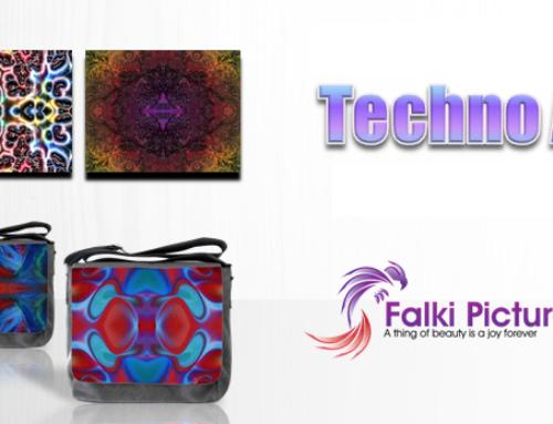 Onlineshop techno-art.ch – trendstarke Taschen, Poster und Leinwandbilder